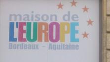 Maison de l'Europe Bordeaux Aquitaine (MEBA): 4 jeunes Slovaques à Bordeaux !