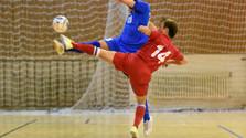 Futsal - Kvalifikácia ME 2022
