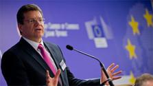 Maroš Šefčovič représente l'UE à l'investiture du Président ukrainien