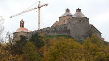 Замок Красна Горка будет восстановлен к 2023 году