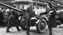Выставка  об освобождении  Чехословакии без грифа «совершенно секретно»