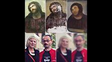 Triaška and Čejka_FM: Čo sa skrýva pod povrchom maľby?