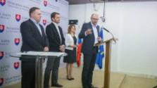 K veci: Podpis novej opozičnej dohody – tzv. opozičná rada...