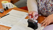 Almost 61,000 people received social benefits in April