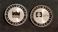 La Presidencia del Consejo de la UE en la moneda conmemorativa