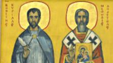 Cesta Cyrila a Metoda do Veľkomoravskej ríše