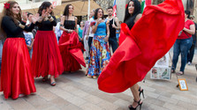 Fascination with Roma rhythms