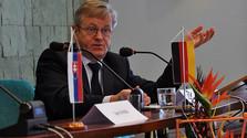 Ein Bürgermeister und ehemaliger Botschafter mit viel Liebe zur Slowakei (Bad Sachsa, Politik), 21.07.2016