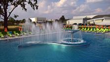 Eröffnung des neuen Sommerbades in Trnava (Trnava, Tourisumus), 18.08.2016