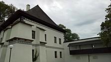 Divín: Altes Schloss in neuem Glanz (Divín, Tourismus), 27.10.2016