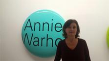 Agnès Thurnauer expose à Bratislava