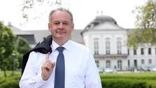 Президент А. Киска завершил свою деятельность на посту главы словацкого государства