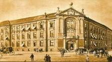 Magyar iskola - békeidőben