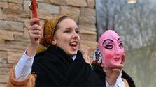 Традиции фашиангов в Словакии