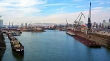 Technische Baudenkmale: Bratislava als Hafenstadt
