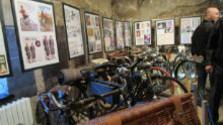 V Trnave vystavujú historické bicykle