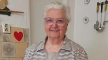 Pani Helena Sabolová z Miklušoviec