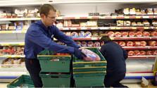 Augmentation des prix des aliments depuis l'entrée à l'UE