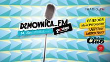 Demovnica_FM slávi ďalšie výročie koncertom