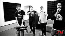 Naživo_FM: * Modré hory & Sims