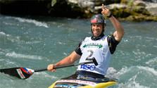 Slovak wins Canoe Slalom World cup