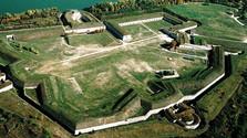 Visitamos la fortaleza de Komárno