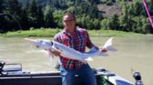 Kanadai lazackultúra - a folyótól a tányérig