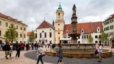 Старая ратуша в Братиславе