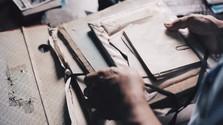 Pokojné prístrešie denníkov a listov