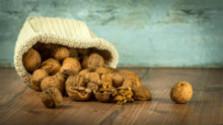 Vlašské orechy a zdravé črevá