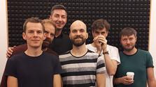 Pred začiatkom turné zahrali Zrní v Ráne na eFeMku