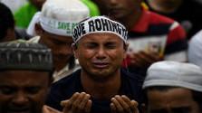 412 ezer rohingya menekült el Mianmarból
