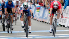 Sagan wins world championship again