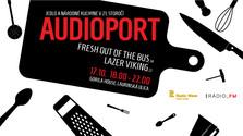 AUDIOPORT: Spoločné varenie a vysielanie Rádia_FM a Radia Wave