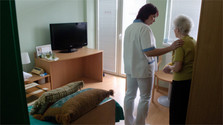 Some caregivers return to Slovakia