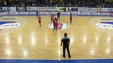 Basketbal slovenská liga muži 2018 – zápasy