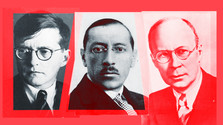 Exkluzívne koncerty zo sveta: 100 rokov od Októbrovej revolúcie