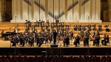 Mimoriadny koncert SOSR na festivale Melos-Étos