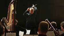 Poľský dirigent Szymon Bywalec bol na festivale Melos-Étos