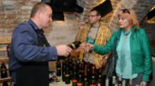 Aukcia vín z malokarpatskej oblasti