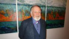 Róbert Almási vystavuje v Kopplovom kaštieli v Trnave