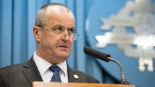 Министр П. Гайдош встретился со словацким контингентом в Боснии и Герцеговине