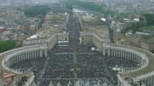 Kanonizácia Jána Pavla II. a Jána XXIII.