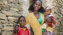 Etiópia - krajina, kde pomáha slovenská Dobrá novina
