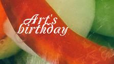 Art's Birthday 2018