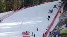 Zjazdové lyžovanie - slalomy SP