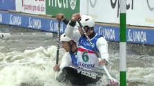 Vodný slalom - ME 2019