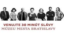 Venujte 30 minút slávy Múzeu mesta Bratislavy
