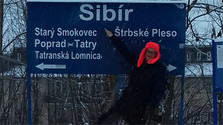 Concurso El mundo en Eslovaquia – 2ª ronda: Sibír