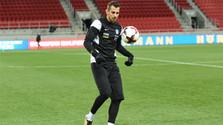 Вратарь М. Дубравка: ожидаю больших перемен к лучшему!